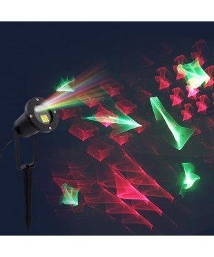 Laser Light Projector Jingle Jollys Laser Lights Projector Xmas Decorations Laser Lights