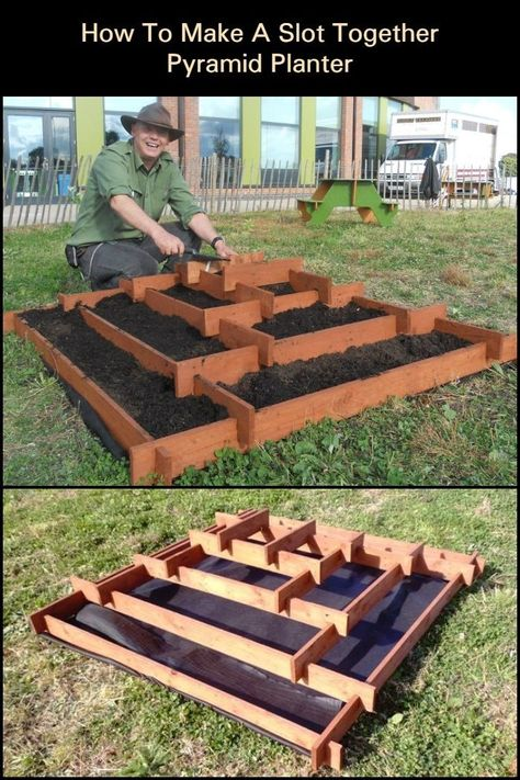 Outdoor Plants, Outdoor Fun, Ladder Storage, Yard Crashers, Potager Garden, Plant Growth, Simple Life Hacks, Wood Creations, Farm Yard