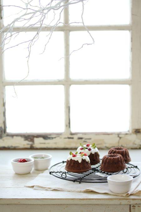 Christmas Kouglof   Christmas Desserts
