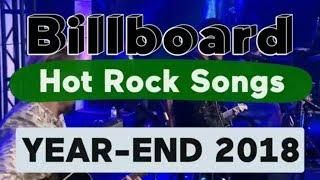 Billboard Top 100 Best Rock Songs Of 2018 (Year-End Chart) | Music