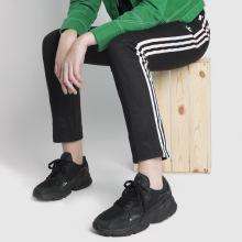 adidas all black trainers womens - 62% OFF - cobrit.com.br