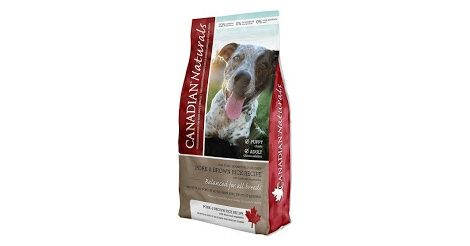 Barks And Recreation Pet Services Candian Naturals Dog Food