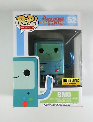 Bmo 52 Funko Pop Hot Topic Exclusive Adventure Time Afflink Contains Affiliate Links When You Click On Links To Various Mercha With Images Funko Pop Tv Funko Pop Vinyl