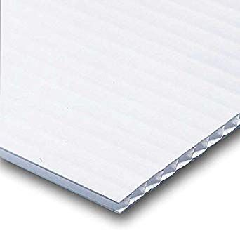 Pin On White Coroplast Sheets
