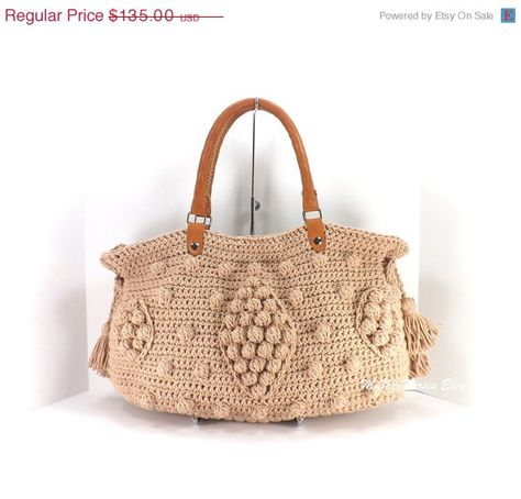 1393a07c00 Gerard Darel Dublin 24 Hour Inspired Crochet Handbag with Genuine ...