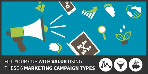 Fill Your Cup with Value Using These 6 Marketing Campaign Types - Digital Marketing Services by Black Dog Marketing