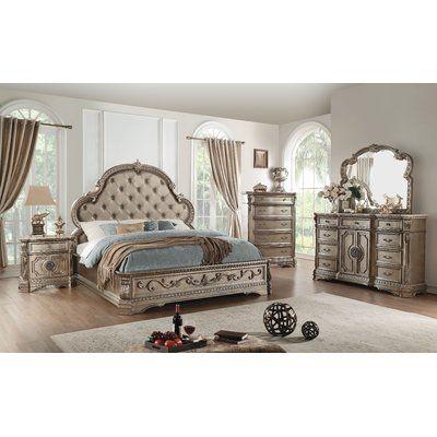 Astoria Grand Neagle Standard Configurable Bedroom Set Wayfair Bedroom Furniture Sets Bedroom Sets Queen Bedroom Sets