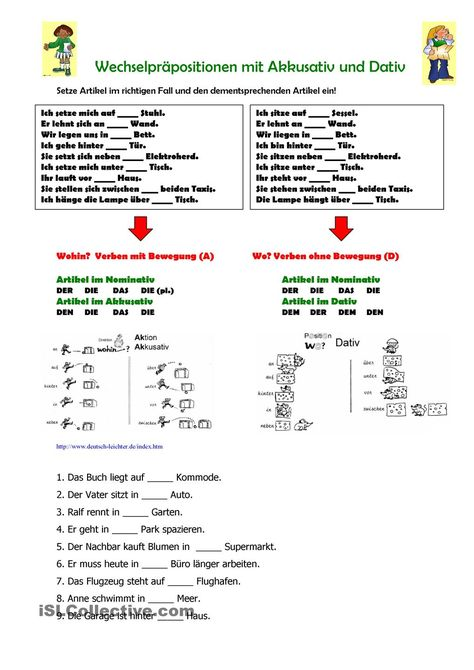 akkusativ | German, Language and German language