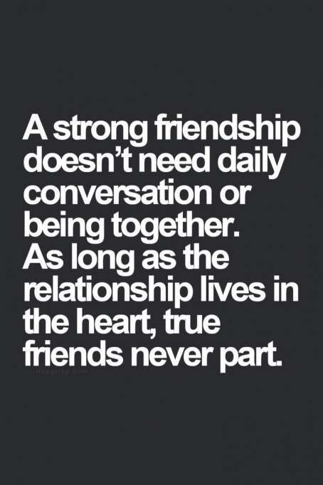 quote about strong friendshipquote about strong friendship