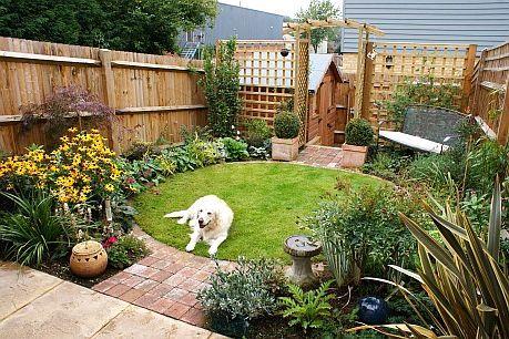 Small Garden Design Ideas On A Budget Uk Garden Design Garden Design ...