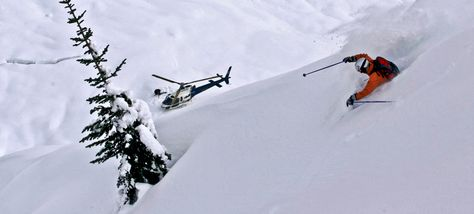 5. Heli Skiing in Alaska: For incredible alpine scenery and breath taking untouched landscapes, there is nothing that rivals a heli-ski adventure in Alaska. The Alaska ranges have been made famous by extreme ski and snowboard films – remember those opening scenes in Art of Flight? Read more: http://www.igluski.com/blog/2014/08/19/top-5-once-in-a-lifetime-ski-experiences