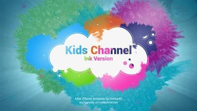 Videohive Kids Channel 22457712 Project For After Effects Free