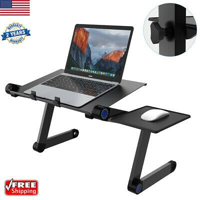 Ebay Link Ad Adjustable Laptop Stand Folding Bed Couch Computer