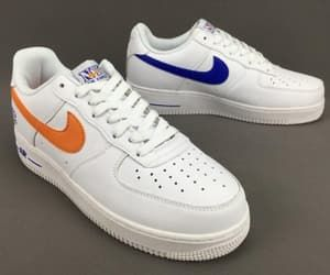 Nike Air Force 1 Low Shoes NYC Orange