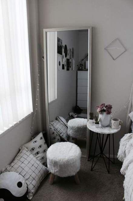 New Room Decor Ideas Tumblr Mirror 37 Ideas Girls Bedroom Makeover Aesthetic Room Decor Room Decor
