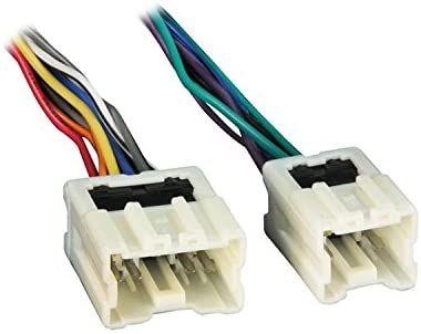 Amazon Com Metra 70 7550 Wiring Harness For Select 1990 2005 Nissan Infiniti Vehicles Car Electronics In 2020 Car Harness Nissan R Infiniti Vehicles