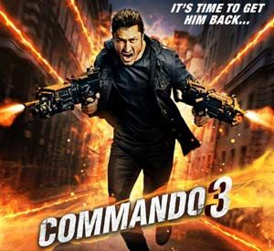 Songspk Commando 3 2019 Songs Download Bollywood Indian