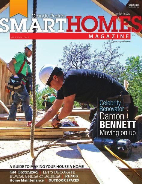 Smart Homes Magazine Issue 1 No. 1 2015