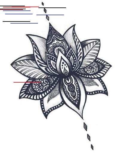 62 Ideas Tattoo Lotus Flower Back Mandalas For 2019 Lotus Flower Tattoo Design Flower Tattoo Designs Mandala Tattoo Design