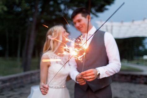 #sparklers #weddingportraits #couplesportraits #sendoff #sparklersendoff #brideandgroom #weddingdress #summerwedding #fallwedding #springwedding #outdoorpictures #weddingphotoideas #weddingvenue #njweddingvenue #coastalwedding #rusticwedding #gray #blush #eveningpictures #eveningweddingphotos #sparklerphotos #weddingphotography #ronjaworskiweddings #blueheronweddings #njbride #njweddings #receptionvenue #weddingphotoideas Photographer: Petal and Glass Photography