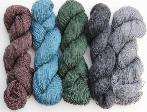 80 MERINO  20 silk 141 MERINO Silk 100g 3.5 oz.Nr