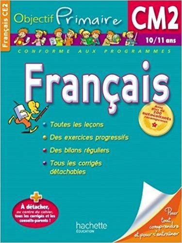Telecharger Objectif Primaire Francais Cm2 Gratuit