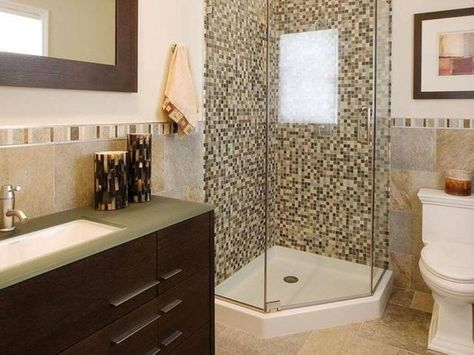 7 Tile Design Tips For A Small Bathroom  Apartment Geeks Delectable Small Bathroom Design Tips Design Ideas