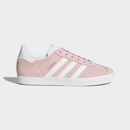 Shop Adidas Gazelle Shoes Men's Originals Vapor Pink