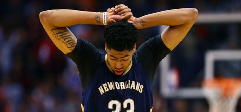 Anthony Davis - New Orleans Pelicans