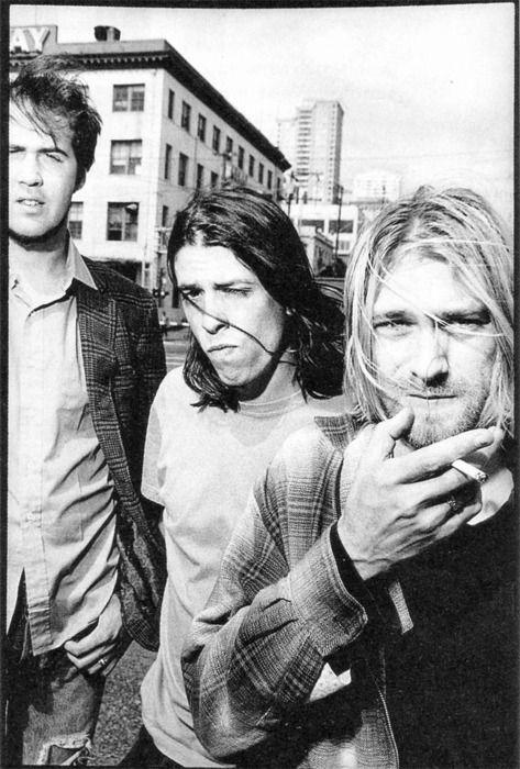 Nirvana. Best band ever.