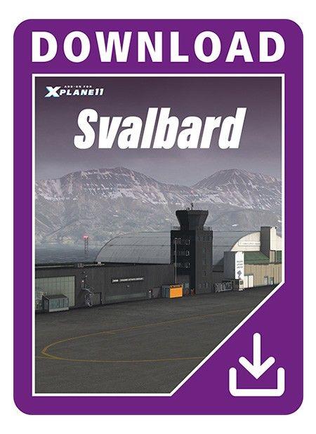 AEROSOFT : Svalbard4XPlane Svalbard is a highly realistic
