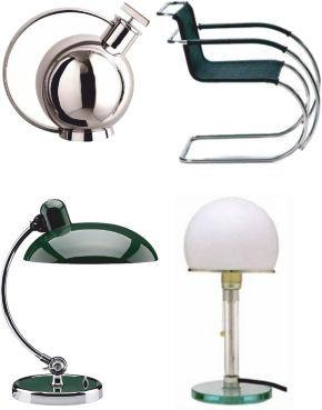 Bauhaus Design Mobili.Il Bauhaus E I Mobili Di Design Veshi Dekor Design