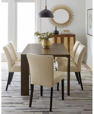 Furniture Closeout Crosby Dining Furniture Collection Created