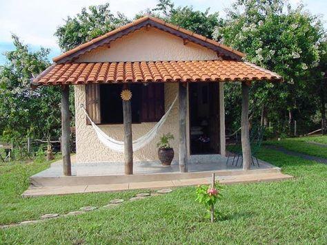 Casas De Campo Sencillas Pero Bonitas