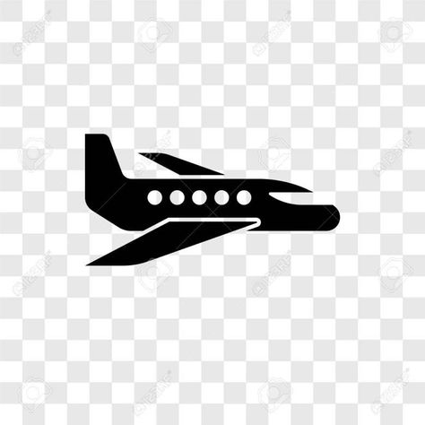 10 Airplane Icon Transparent Background Airplane Icon Airplane Vector Transparent Background