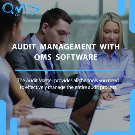Audit Management With QMS Software