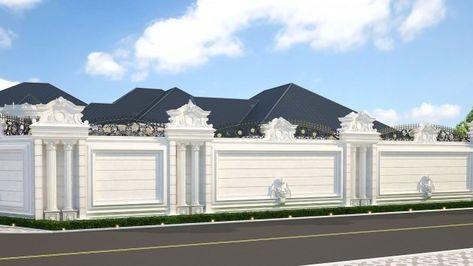 Superb Exterior Design Exterior Wall Design Exterior Design House Gate Design