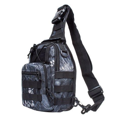 Engagement & Wedding Men Women Chest Bag Pack Travel Sport Shoulder Sling Cross Body Outdoor Casual Messenger Bag