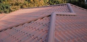 Metal Terra Tile Roofing In Wi Spanish Style Metal Roof Roofing