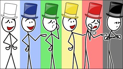 Leverage the power of de Bono's six thinking hats brainstorming strategy with storyboards. Use for corporate training and 6 thinking hats team activities!