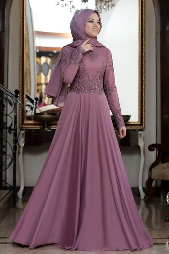 Al Marah Tilsim Tesettur Abiye Zarif Tesettur 1 900x1355 Jpg 900 1355 Gaun Malam Gaun Prom Panjang Gaun Untuk Acara