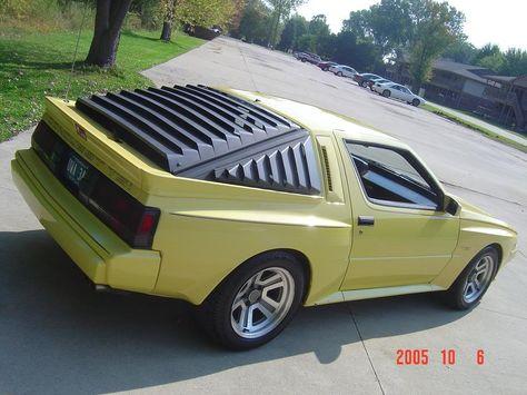 1988 Chrysler Conquest Tsi Turbo Chrysler Conquest Mopar