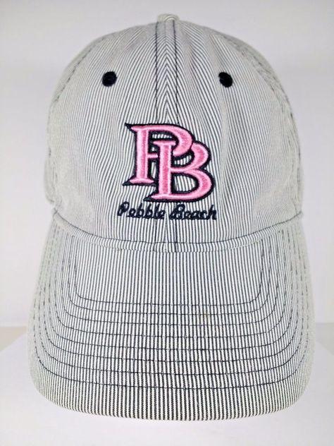 baseballcap Women's Pebble Beach Hat...