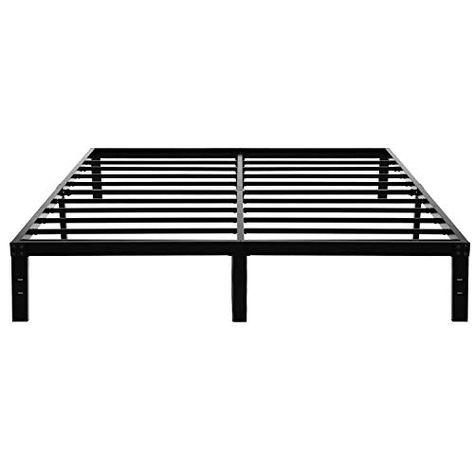 45min 14 Inch Platform Bed Frame Easy Assembly Mattress F Https
