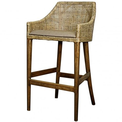 Awe Inspiring Ava Seagrass Counter Stool Creativecarmelina Interior Chair Design Creativecarmelinacom