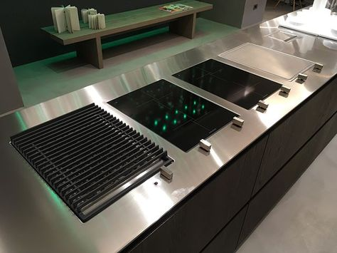 madeinitaly Modular welded cook tops and...