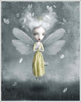 Nicoletta Ceccoli  has been one of my favorite Italian painters and illustrators since I first saw her work at the Bologna Children's Book ...