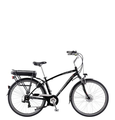 28 Zoll Herren Elektro Trekking Fahrrad 7 Gang E1 Man Trekking Fahrrad Fahrrad Burstenloser Motor