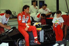 O Tio Ayrton Senna Ayrton Senna Ayrton Automobilismo