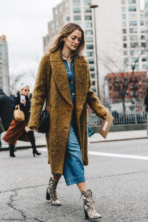 New York Fashion Week Fall Winter 2017